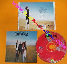 CD SHOOTING STAR It's Not Over 1991 Us V & R RECORDS VR07772 no lp mc dvd (CS51)