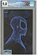 Amazing Spider-Man #55 CGC 9.8 3rd Third Print Patrick Gleason Cover Webhead