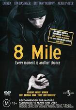 8 Mile * NEW DVD * Brittany Murphy Eminem Kim Bassinger (Region 4 Australia)