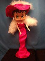 Betty Boop I Love Vegas   Doll Barbie Type Figure New T shirt Fan