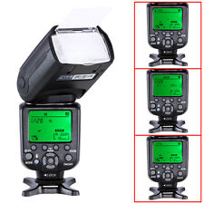 E-TLL Master/Slave Camera Flash for CANON DSLR Camera EOS 5D  Mark II