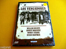 LOS VENGADORES - William Holden - Precintada