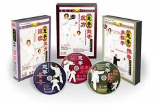 Chinese Traditional martial arts Kung Fu Yi Quan Series by Bo Jiacong 3DVDs