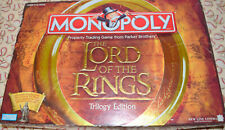 Lord Of The Rings Trilogy Ed Monopoly Board Game Replacement Parts & Pieces 2003