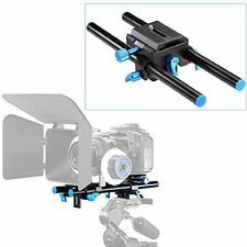 "Neewer 24"" 60cm DSLR Camera Track Dolly Slider Video Stabilization Rail New"