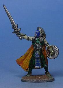 GRENADIER MODELS - Fantasy Warriors - 1422 Elven Lord - Pre Slotta - 1980s