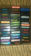 Atari 2600 classic game lot 43 Games untested cartridges only