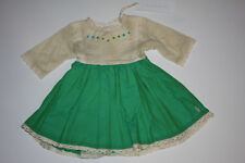 Well Dressed Wolf Victorian Green Dress New NWT Baby Girls 12 Months