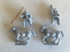 Cavaliers Vikings pour Saga de la marque Foundry miniatures