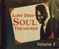 LOST DEEP SOUL TREASURES - Volume #3 - 24 VA Tracks