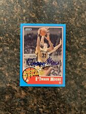 2011-12 Fleer Retro Rookie Sensation E'Twaun Moore RC AUTO