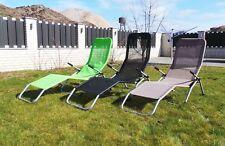 Saunaliege Gartenliege Liege Sonnenliege Klappliege Relaxliege Liegestuhl