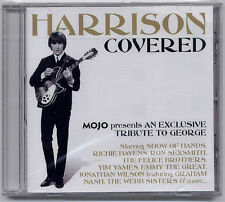 MOJO Magazine CD George Harrison Covered 15 Track Album The Beatles FREE P&P