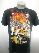 Marc Ecko Cut & Sew Graphic t-shirt. True Rebellion as seen on tv.
