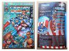 Capitan America e Thor 39, La rinascita degli eroi 5, Marvel, Febbraio 1998
