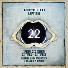 LEFTFIELD LEFTISM: 22 YEARS 22 TRACKS DELUXE 2-CD SET (Released May 5th 2017)