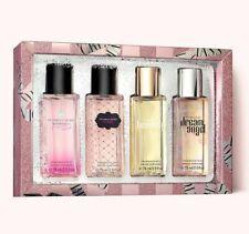 Victoria's Secret 4pc Gift Set Body Mist Bombshell, Tease, Heavenly, Dream Angel
