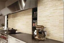 Piastrelle gres rivestimento pareti moderno effetto pietra muretto Fiordo Todi