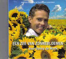 Danny De Munk-Een Zee Van Zonnebloemen cd single incl booklett
