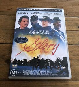 Glory (DVD, 2000)