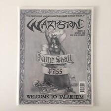WARPSTONE MAGAZINE ISSUE 16 WARHAMMER FANTASY ROLEPLAY WFRP RPG SPRING 2001