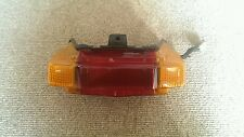 Honda cbr400r aero/hurricane/jelly mold 1987/88 nc23 Rear light complete.