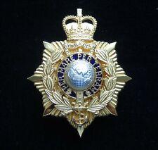 Military Cufflinks  Royal Marines Helmet Plate