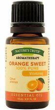 6 Pack Nature's Truth Aromatherapy 100% Pure Essential Oil Orange Sweet 0.51 oz.