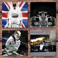 Lewis Hamilton Coaster Set NEW Mercedes Petronas Formula One F1 Grand Prix