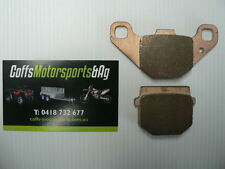 Rear Brake Pads suit Chinese Rubicon 500cc Quad ATV Crossfire etc