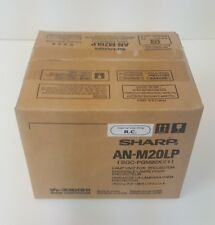 NOS OEM AN-M20LP BQC-PGM20X//1 for Sharp Projector 5A6C2