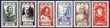 France 1946  série complète n° 765 à 770 neuf **
