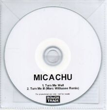 (AA977) Micachu, Turn Me Well - DJ CD