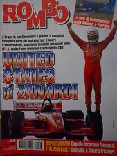 Auto & Sport ROMBO 38 1997 con inserto Le Ford del 2000 - Test MAZDA 323 F Lanti