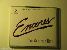 ENCORES : The Greatest Hits CD 1996 2 Discs Set Intersound Various Classical