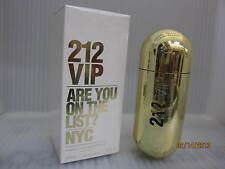 212 VIP Herrera Woman 2.7 FL oz/80 ml Eau de Parfum Spray Sealed Box