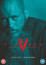 Vikings: Season 4 - Volume 2 (DVD)