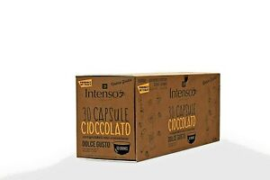Intenso Dolce Gusto compatible Capsules Chocolate Drink x 30