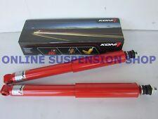 KONI Adj Short Rear Shock Absorbers to suit KE70 AE71 Corolla Sedan & Coupe