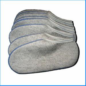 Roßhaarsocken Stiefelsocken Füßlinge Maurersocken  Socket  Winter Hausschuh