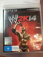 WWE W2K14 PS3