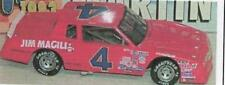 #4 Mark Martin Jim McGill Chevrolet 1983 1/32nd Scale Slot Car Decals