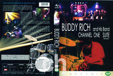 Buddy Rich and His Band - Channel One Suite  DVD NEW