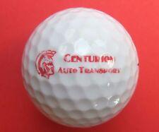 Pelota de golf con logo-centurion-Auto transporte-golf logotipo Ball como artículo de colección