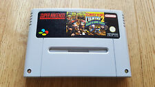 Donkey Kong Country 2-DIDDY 'S KONG QUEST per SNES SUPER NINTENDO PAL
