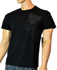 Rebel Spirit T-shirt rebellious ELEGANCE NERO ssk121225 UVP 69,90 sale
