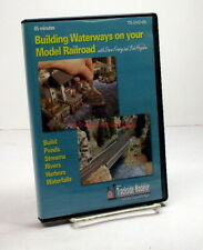 DVD~05~Trackside Modeler~Frary&Hayden~Building Waterways On Your Model Railroad