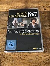 Der Tod Ritt Dienstags [DVD] Arthaus, Italo Western, Lee Van Cleef, neu,ovp, oop