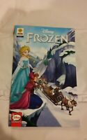 DISNEY( FROZEN 2 COMIC) #1 PEACHTREE EDITION SERIES Very Good Condition