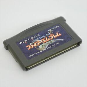 Gameboy Advance FIRE EMBLEM Rekka Tsurugi Cartridge Only Nintendo 178 gbac